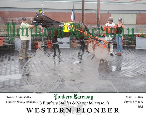 20150616 Race 4 - Western Pioneer