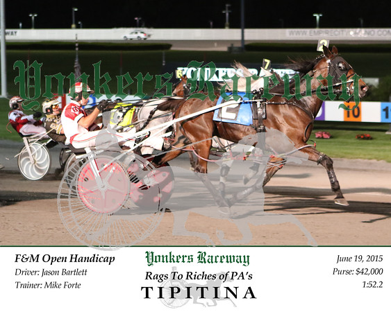 20150619 Race 6- Tipitina