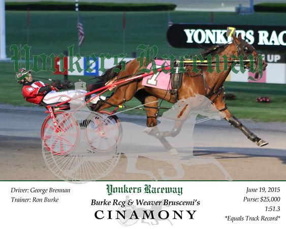 20150619 Race 5- Cinamony