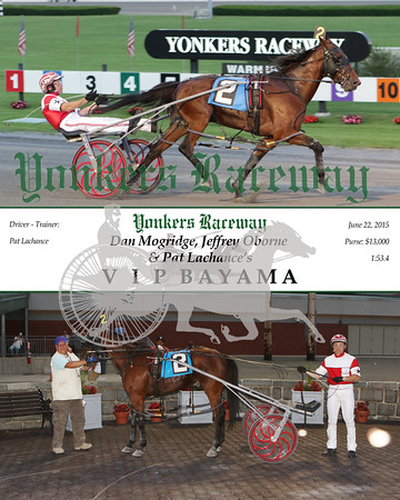20150622 Race 4- V I P Bayama