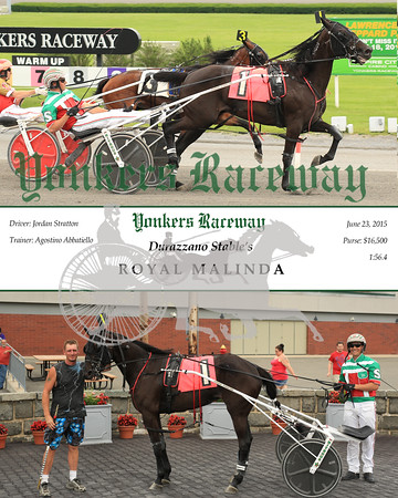 20150623 Race 8- Royal Malinda