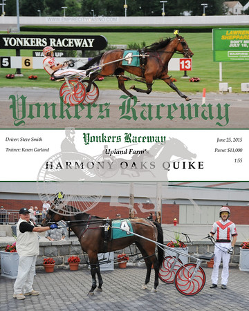 20150625 Race 2 - Harmony Oaks Auike