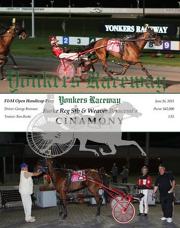 20150626 Race 6- Cinamony