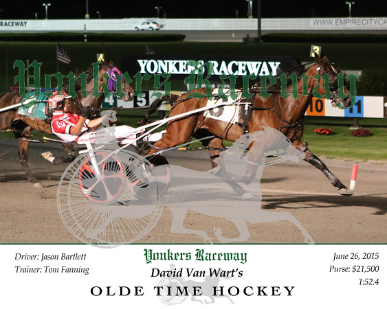 20150626 Race 8- Olde Time Hockey