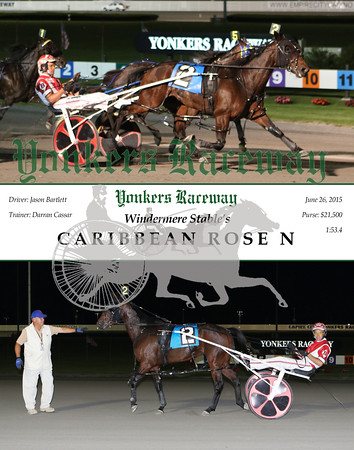 20150626 Race 12- Caribbean Rose N