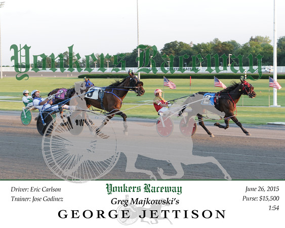 20150626 Race 3- George Jettison
