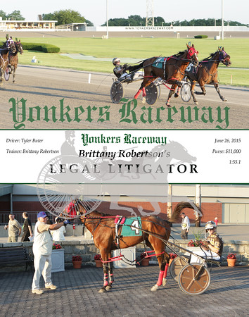 20150626 Race 2- Legal Litigator