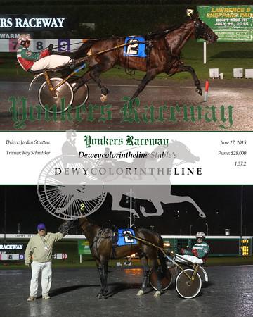 20150627 Race 11- Dewycolorintheline
