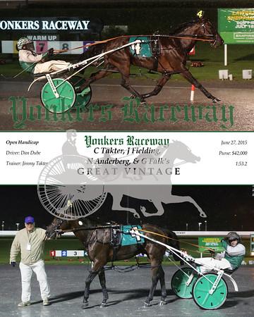 20150627 Race 6- Great Vintage