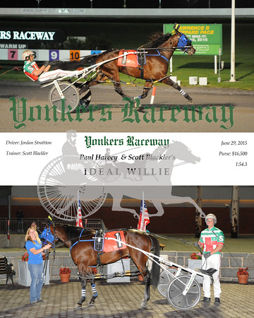 06282015 Race 9-Ideal Willie