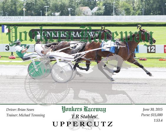20150630 Race 5- Uppercutz