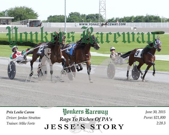 20150630 Race 8- Jesse's Story