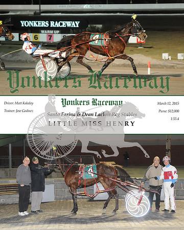 20150312 Race 9-Little Miss Henry