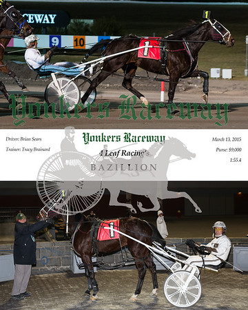 20150313 Race 2- Bazillion