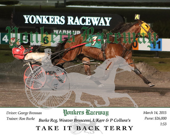 20150314 Race 7- Take It Back Terry 2