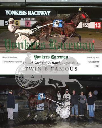20150314 Race 5- Twin B Famous