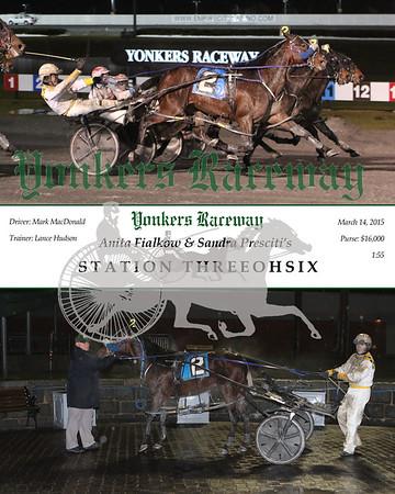 20150314 Race 3 Station Threeohsix