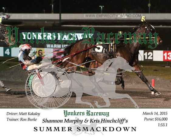20150314 Race 4- Summer Smackdown