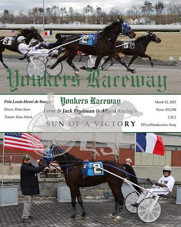 20150315 Race 7- Sun Of A Victory