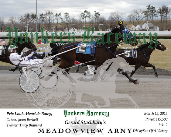 20150315 Race 7- Meadowview Arny