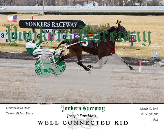 20150317 Race 7- Well Connected Kid 2