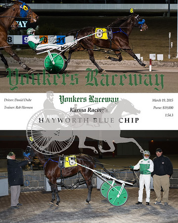 20150319 Race 12- Hayworth Blue Chip