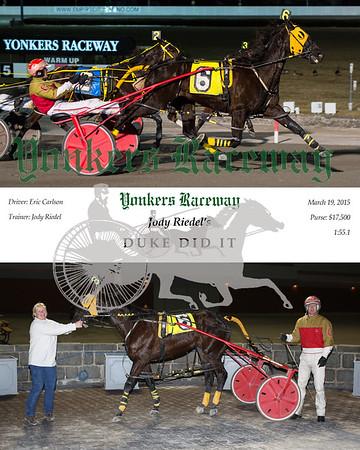 20150319 Race 9- Duke Did It