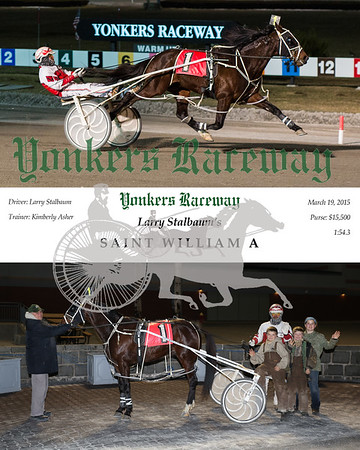 20150319 Race 8- Saint William A