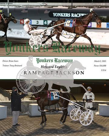 20150302 Race 9- Rampage Jackson