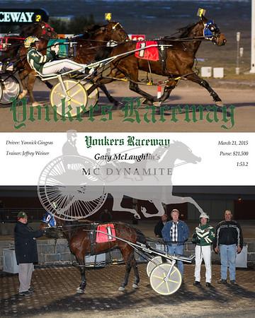 21050321 Race 1- MC Dynamite