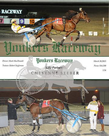 20150330 Race 6-Cheyenne Seeber
