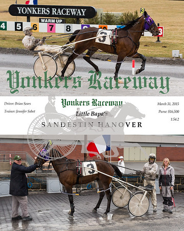 20150331 Race 12- Sandestin Hanover's