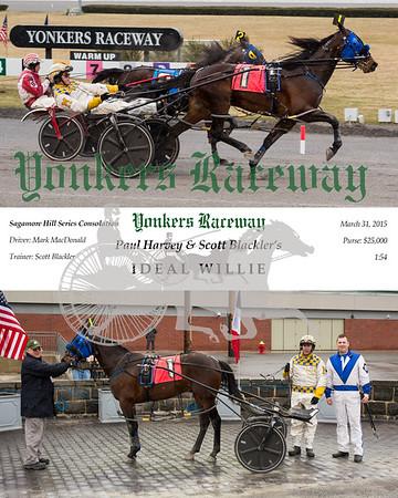 20150331 Race 5- Ideal Willie