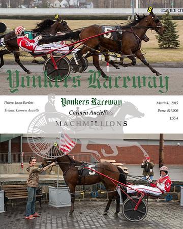 20150331 Race 4- Machmillions