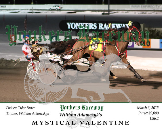 20150306 Race 1- Mystical Valentine