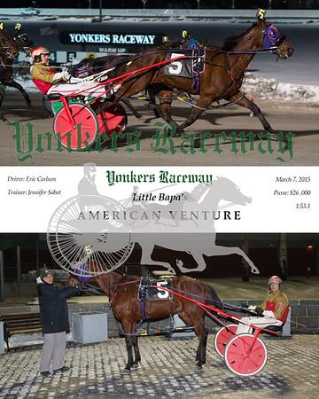 20150307 Race 7- American Venture
