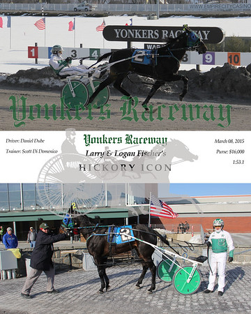 20150308 Race 9- Hickory Icon