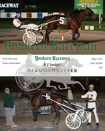 20150501 Race 4- Diamondkeeper