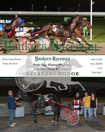 20150511 Race 6- Keystone Honor