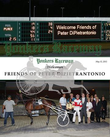 20150515 Friends Of Peter DiPietrantonio