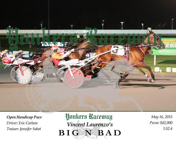 20150516 Race 8- Big N Bad