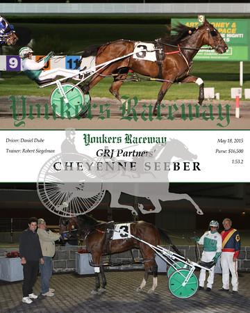 20150518 Race 9- Cheyenne Seeber