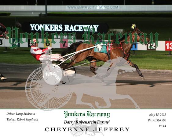20150518 Race 7- Cheyenne Jeffrey