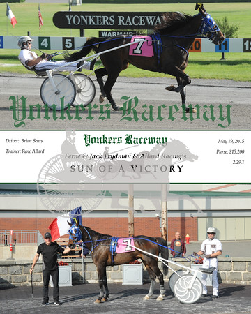 05192015 Race 11-Sun Of A Victory