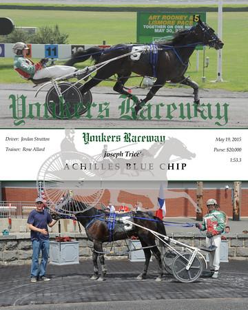 05192015 Race 5-Achilles Blue Chip
