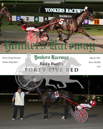 20150525 Race 12- Forty Five Red