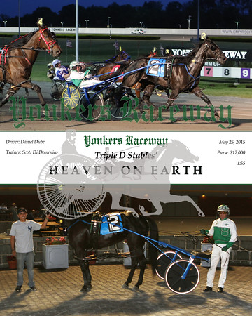 20150525 Race 5- Heaven On Earth