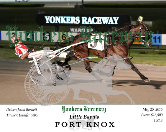 20150525 Race 6- Fort Knox