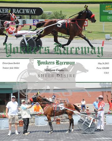 05262015 Race 4-Sheer Desire