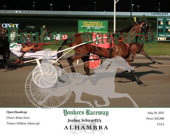20150529 Race 6- Alhambra